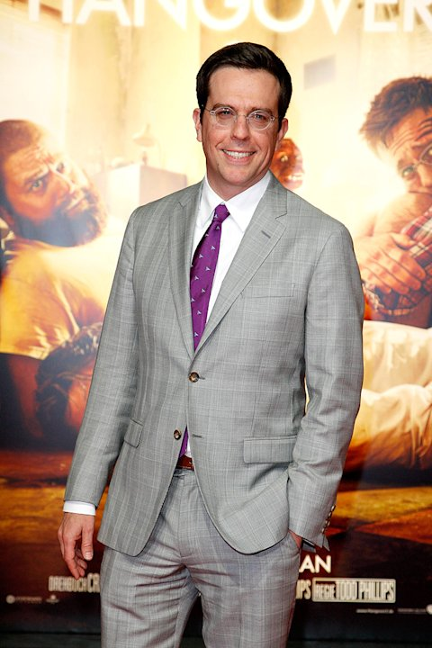 The Hangover Part II Berlin Premiere 2011 Ed Helms
