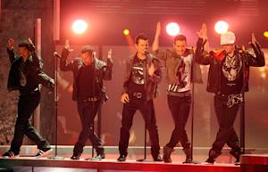 New Kids on the Block Team With Boyz II Men, 98 Degrees for Tour