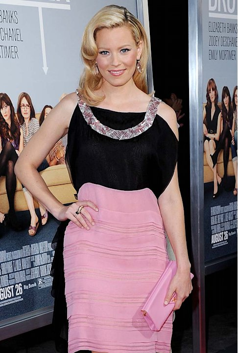 Elizabeth Banks Our Idiot Brother Premiere