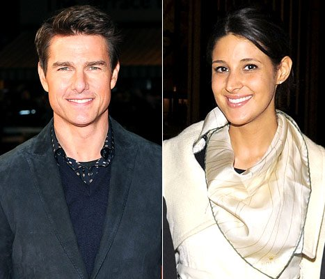 Tom Cruise&#39;s Night Out With New Girl Cynthia Jorge Was Not a Date