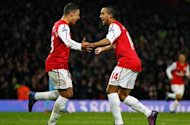 Arsenal boss Wenger still sees Walcott developing into central striker