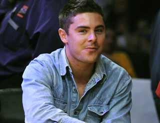 pst Zac Efron Celtics Lakers
