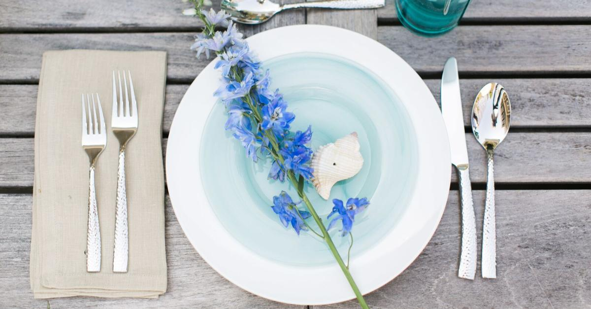Find Outdoor Inspiration In A Sea Of Blue