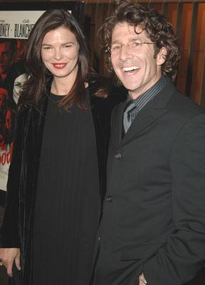 Jeanne Tripplehorn and Leland Orser at the Hollywood premiere of Warner Bros. The Good German