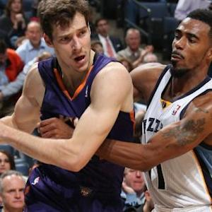 Suns vs. Grizzlies
