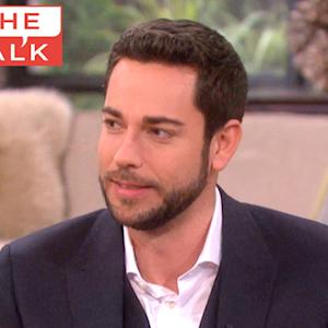 The Talk - Zachary Levi on 'Thor'