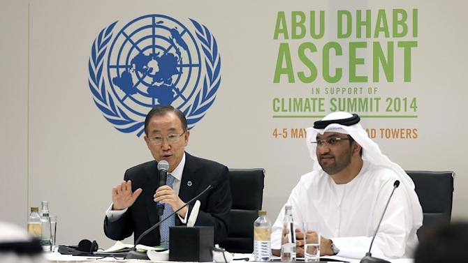 U.A.E. Says They Need to Start Securing Food and Water to Cope with Climate Change