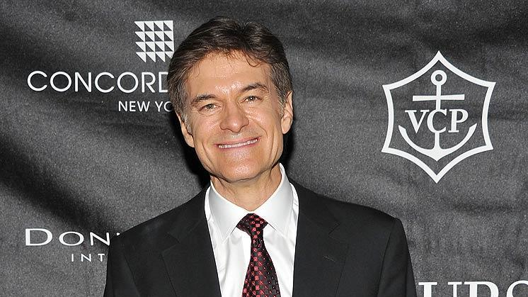 Dr Mehmet Oz Urban Zen Awards