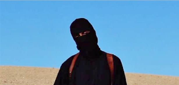 The Man Who Became Jihadi John