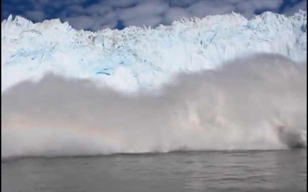 A Video to Restore Our Faith in Humanity and a Glacier Tsunami