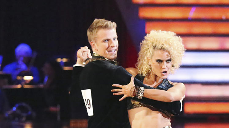 Sean Lowe and Peta Murgatroyd (4/15/13)