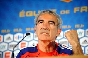 Domenech: England has no quality