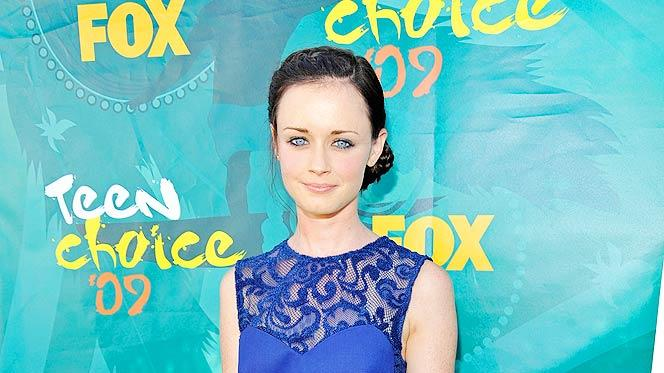 Bledel Alexis Teen Choice Aw