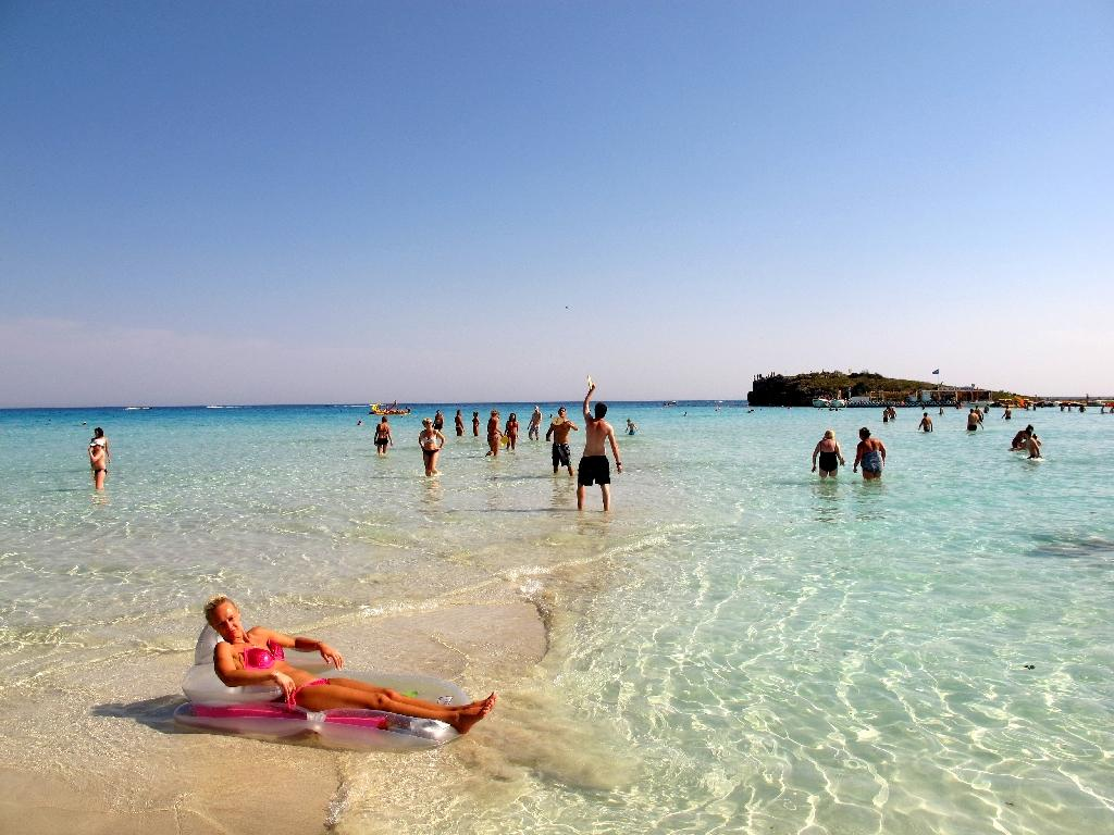 Europe's beaches getting cleaner: study