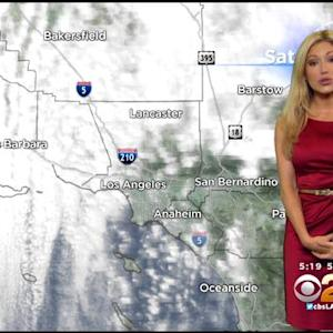 Jackie Johnson's Weather Forecast (Dec. 18)