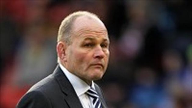 Andy Robinson is the new director of rugby at Bristol