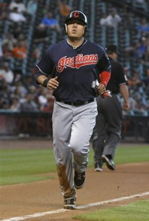 Indians beat Astros 2-0 in 1st meeting since '01