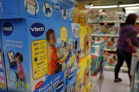 U.S. states to probe breach at digital toymaker VTech