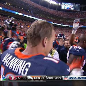 New England Patriots head coach Bill Belichick on Manning: 'He threw plenty TDs on my defenses'