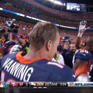 New England Patriots head coach Bill Belichick on Manning: 'He threw plenty TDs on my defenses'