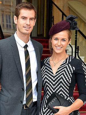 Andy Murray Welcomes aDaughter