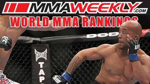 MMA Top 10 Rankings: Demetrious Johnson Takes UFC Flyweight Title and Tops Division