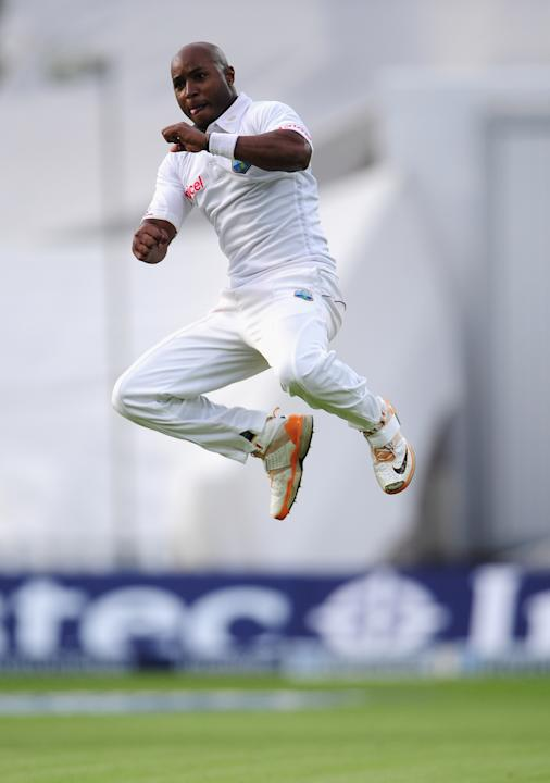 England v West Indies: 3rd Investec Test - Day Four