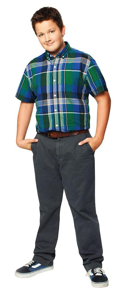 "Noah Munck stars as Gibby in ""iCarly."""