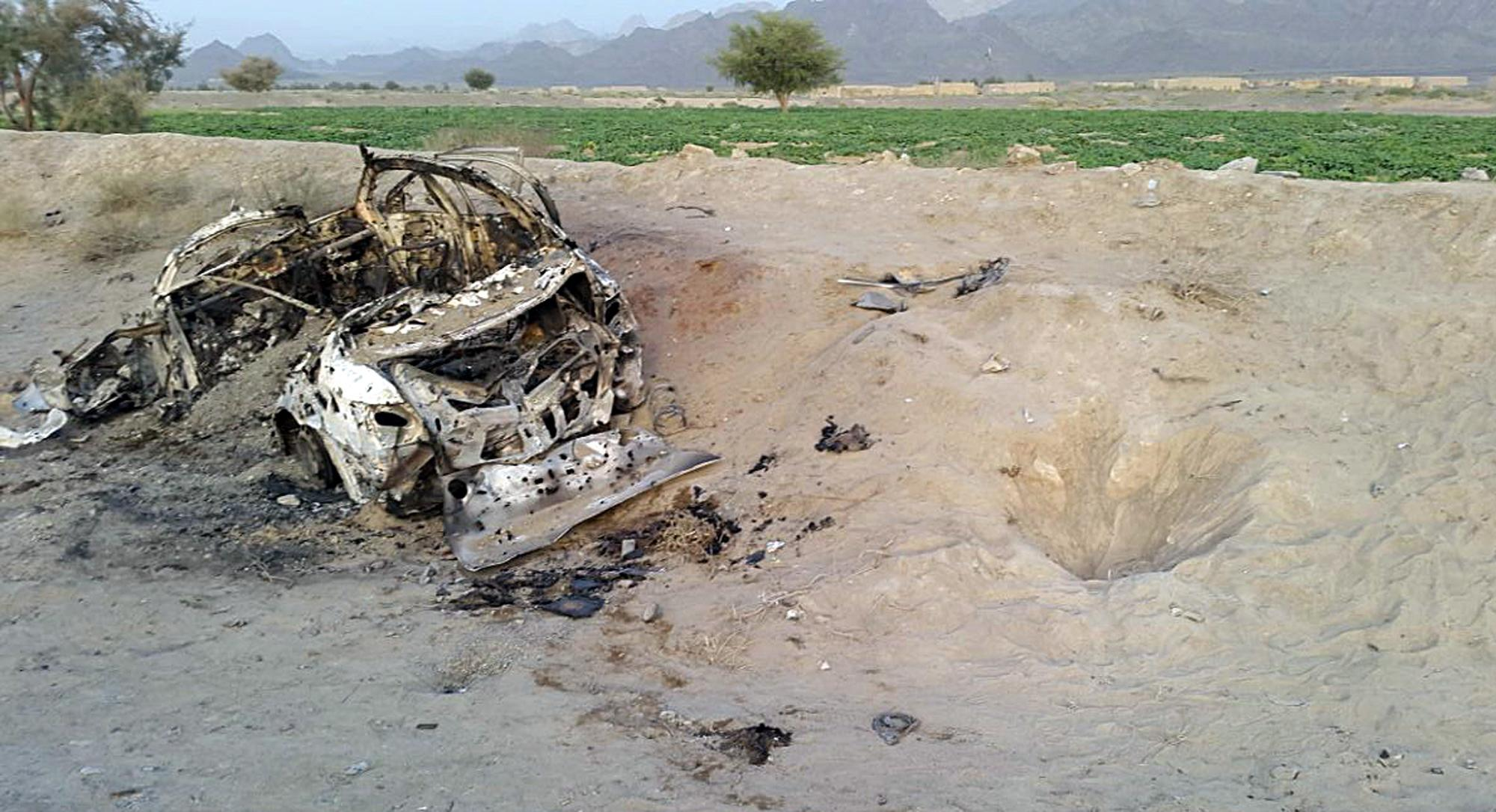 Family of Driver Killed in Taliban Drone Strike Sues U.S.
