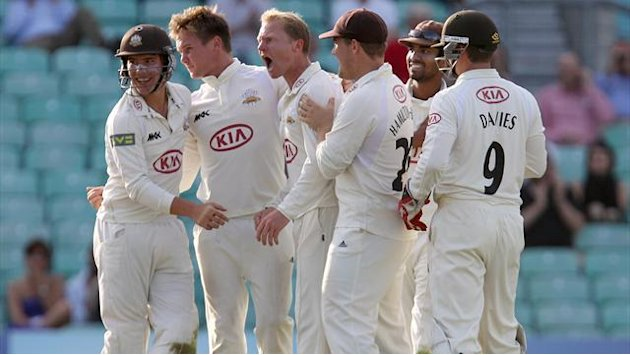 Wins ease pressure on Durham and Surrey
