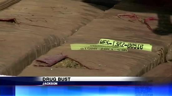 Hinds County sheriff makes drug bust