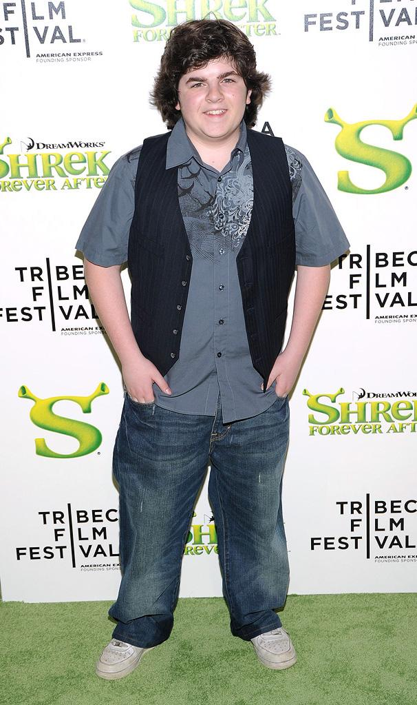 9th Annual Tribeca Film Festival Shrek Forever After Premiere 2010 Josh Flitter