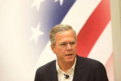 "Jeb Bush on mass shooting: ""stuff happens"""