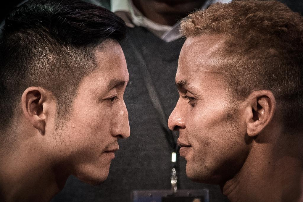 China's boxing star Zou confident of 'dream' world title
