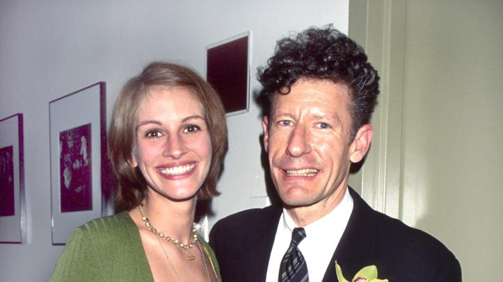Julia Roberts, Lyle Lovett