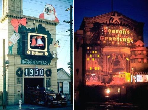 Hidden Histories: At Midcentury Fire Stations, Christmas Contests Were a Decorating Emergency