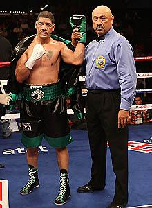 Wrongly convicted Bozella wins pro boxing bout