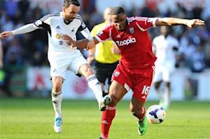 Swansea City 1-2 West Brom: Mulumbu hands Mel first win at eighth time of asking