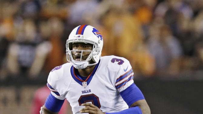 Buffalo's Manuel out 'few weeks' as Bills scramble