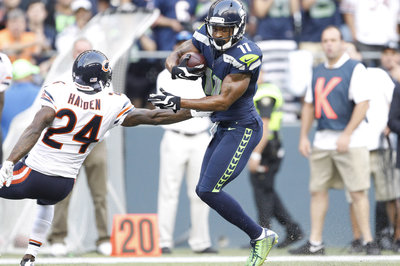 Golden opportunity: Departure of Seahawks' leading receiver from 2013 opens door for younger players