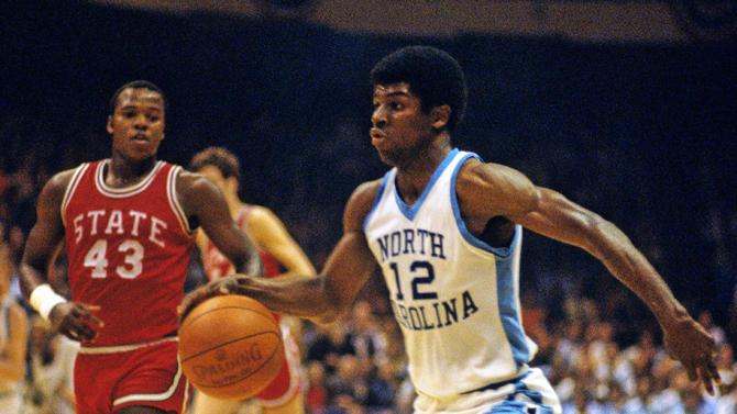 University of North Carolina Tar Heels - 1974