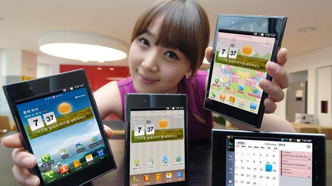 LG LTE smartphone sales top 5 million