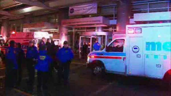 Hospital evacuated after generator failure