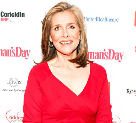 Meredith Vieira Filming New Daytime Talk Show Pilot for NBC