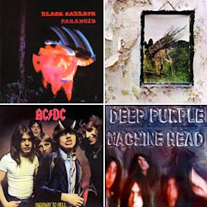 Weekend Rock: What's the Best Hard Rock/Metal Album of the Seventies?