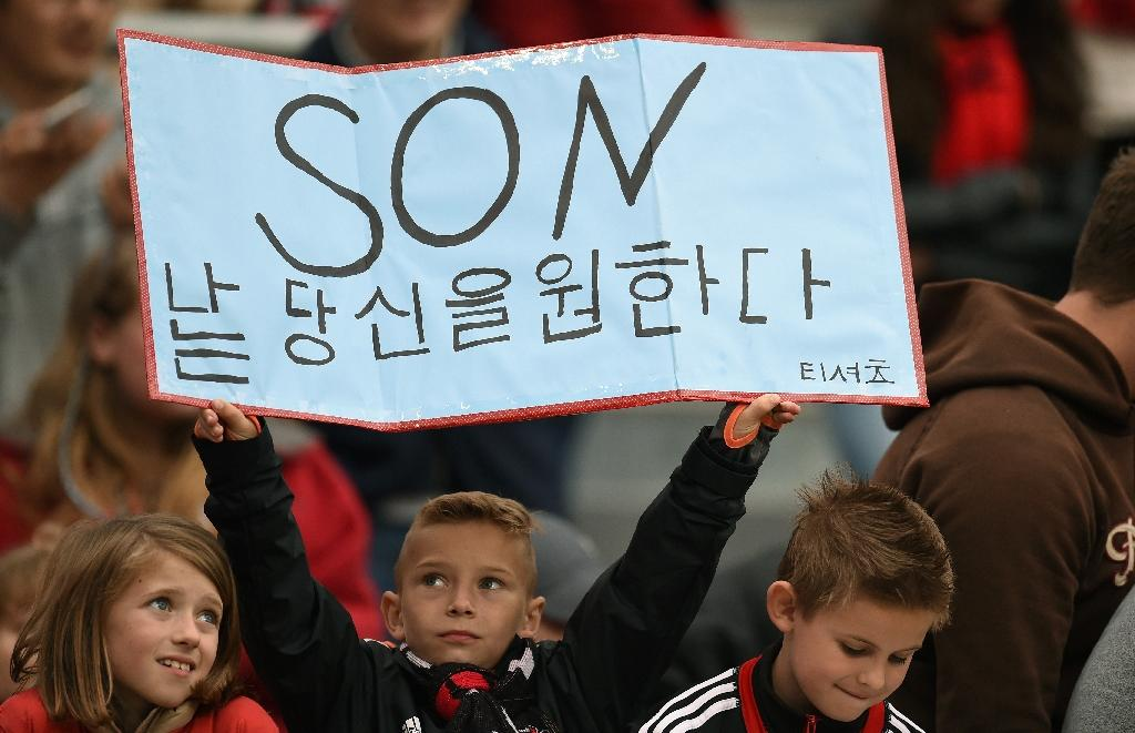 Spurs sign South Korea's Son for reported £22 mn