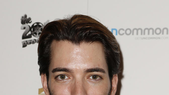IMAGE DISTRIBUTED FOR THE PRODUCERS BALL - Drew Scott attends the Producers Ball 2012 at the Shangri-La Toronto on Wednesday Sept. 5, 2012, in Toronto, Canada. (Photo by Todd Williamson/Invision for the Producers Ball/AP Images)