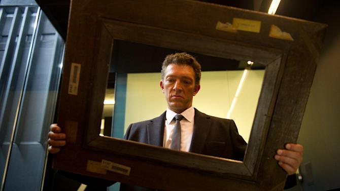 """This film image released by Fox Searchlight shows Vincent Cassel in a scene from """"Trance."""" (AP Photo/Fox Searchlight, Susie Allnutt)"""