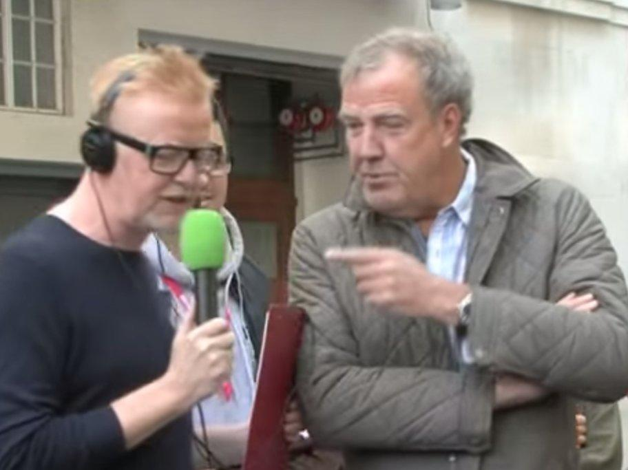 Jeremy Clarkson: Getting fired from 'Top Gear' was my 'own silly fault'