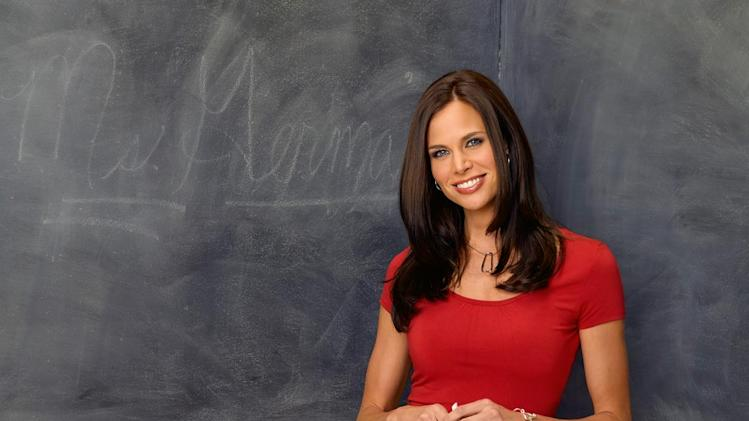 Brooke Burns stars as Lisa Germain on ABC Television Network's Miss Guided